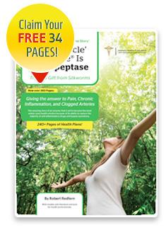 Serrapeptase Book - Newsletter