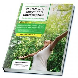 Serrapeptase Book - Third Edition Download