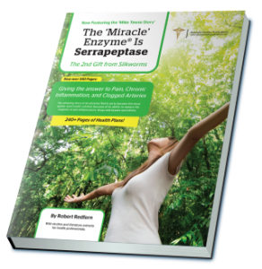 serrapeptase book