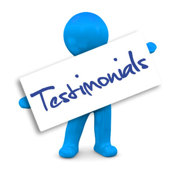Deep Vein Thrombosis DVT Testimonials