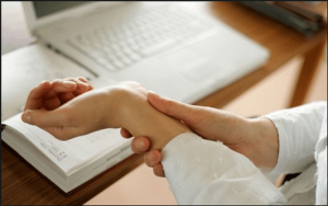 Acupressure May Relieve Repetitive Strain Injury