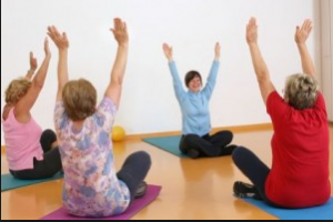 Yoga 'May Not' Be Effective at Reducing Pain in The Elderly
