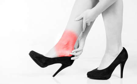 health risks of high heels