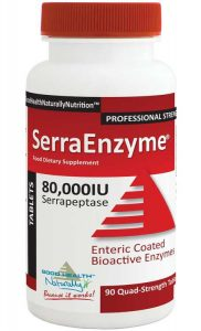 serrapeptase is SerraEnzyme