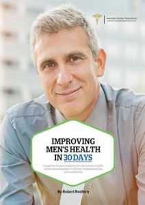 Improving Men's Health in 30 Days book by Robert Redfern
