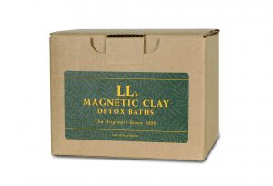 Magnetic Clay Baths