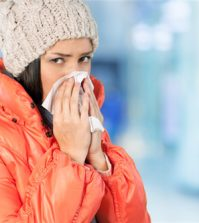 treatment cold and flu season