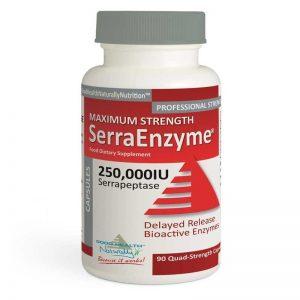 SerraEnzyme 250,000IU