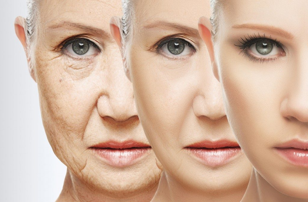 Could Serrapeptase Help You To Look Younger Than Your Years?